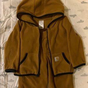 Carhartt Infant Fleece Two Piece